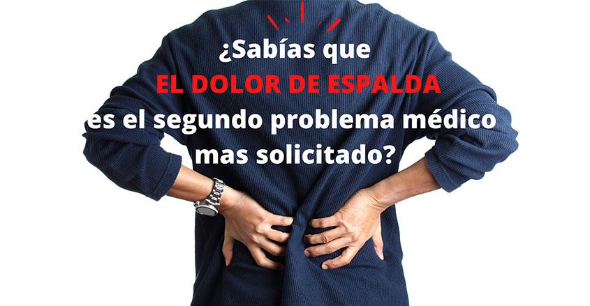 Dolor de espalda Quiropráctico Badalona