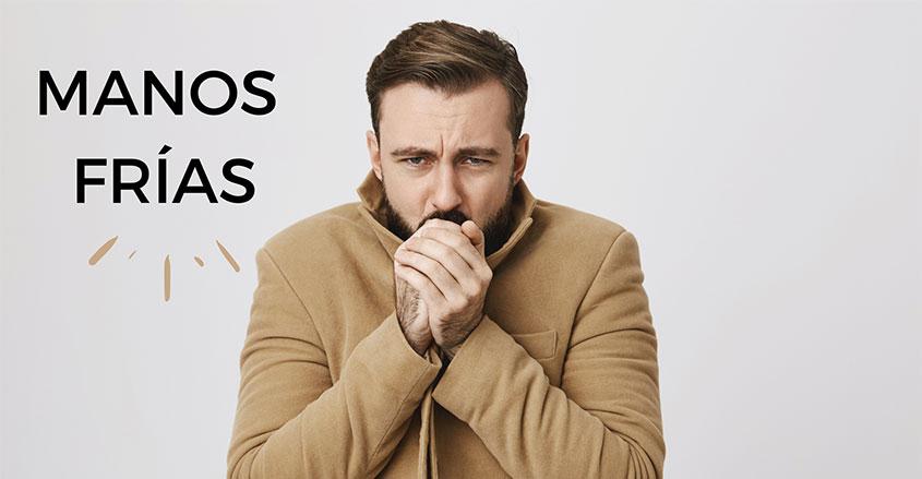 Manos frías Quiropráctica barcelona