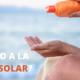 Si o no a la crema solar Quiropráctico